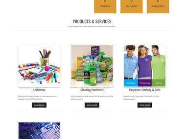 Al-Taj Enterprises Website