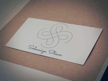 Logo design for shoes company