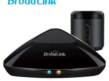 Home Automation with Broadlink devices and Raspberry Pi