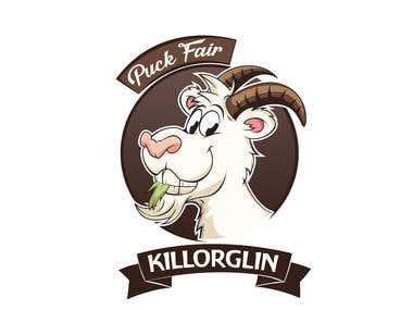 Goat Mascot Logo