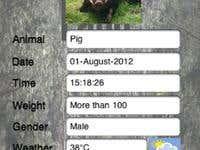 Animal Tracking Iphone App
