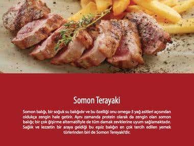 Menu Food detail