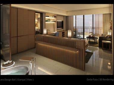 interior rendering year 2013
