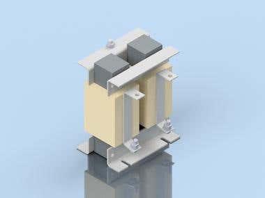 ABB du/dt Filter. NOCH0120-60