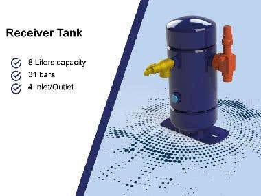Receiver Tanks