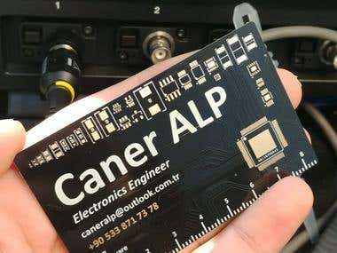 My PCB Business Card