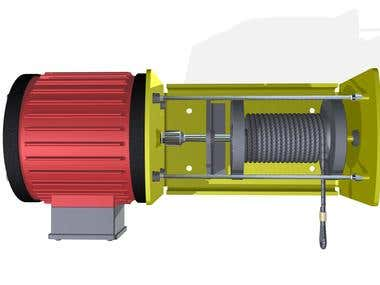 small-electric-winch