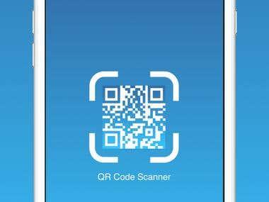 QR Scanner - Decode QR Code (iOS App)