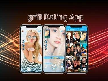 Griit Dating App (iOS/Android)