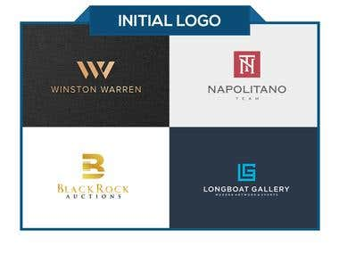Intial Logo Design