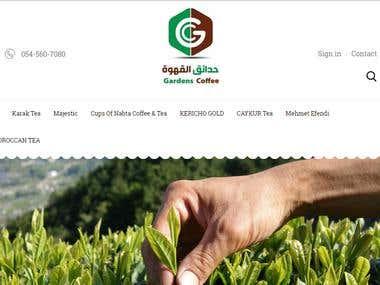 gardenscoffee.com