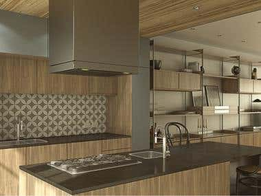 RIOS Kitchen - Home Interior Design