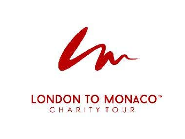 London to Monaco Logo Design