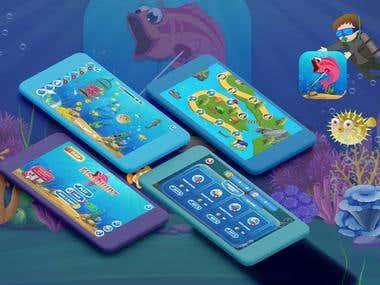 Fish Hunt Mobile Game