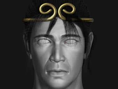 Sculpting - Realistic Head