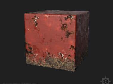 Substance Designer - Node Base Material Creation