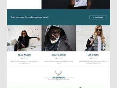 Octo Wordpress Theme