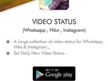 video-status App