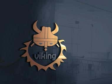Viking logo sample
