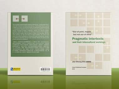 Book cover & layout