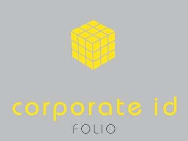 Corporate ID Folio