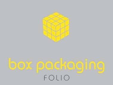 Box Packaging Design Folio