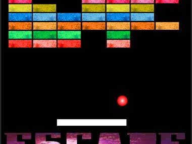 'Escape' - An HTML5 Game using Phaser 3