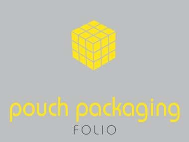 Pouch Packaging Design Folio