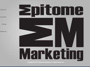 Epitome Marketing