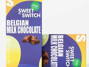 Belgium Milk Chocolate