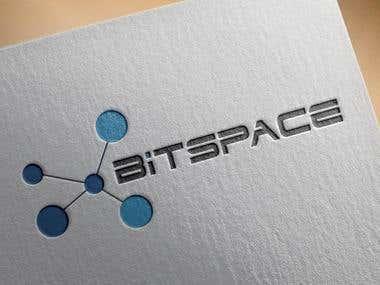 BitSpace Logo Design