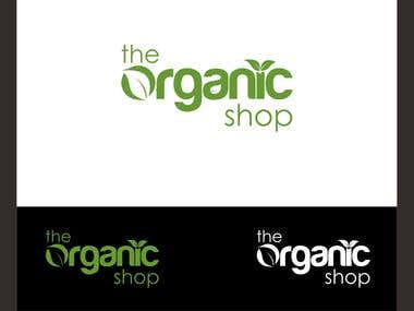 Design logo for Organic.