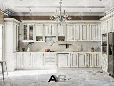 Classic Kitchen Design.