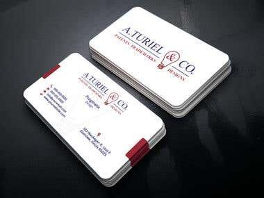 My New Businesscard design
