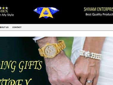 Bracelet Manufacturing Company Website