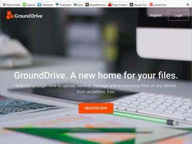 GroundDrive