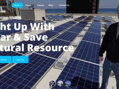 Solar Panel Manufcturing