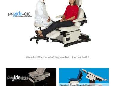 Medical Services Website