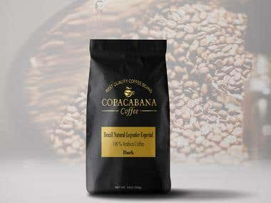 Coffee Product Mock-up