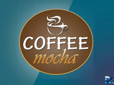 Coffee Mocha Logo design