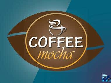Another sample logo for Coffee website