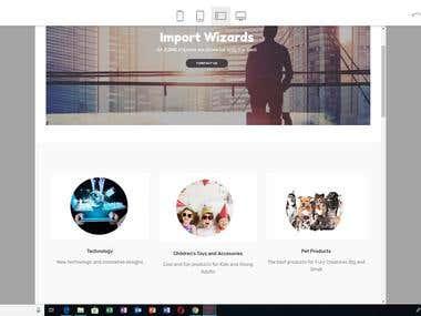Jeznik.com.au - importing exporting business