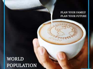 Cafe Anthro Facebook Post Design