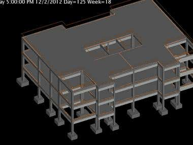 structure 3d modeling