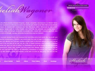 Sheliah Wagoner Music