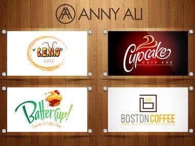 Food logos Designs