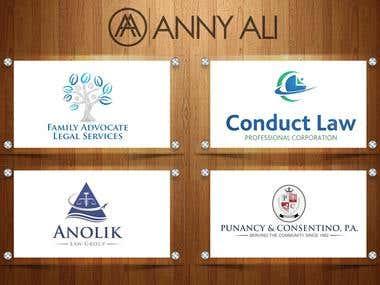 Law Logos Designs
