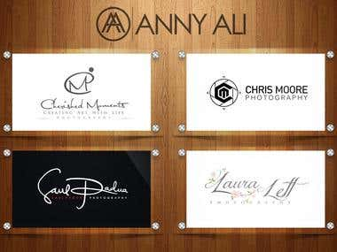 Photography Logos Designs