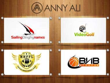 Sports Logos Designs