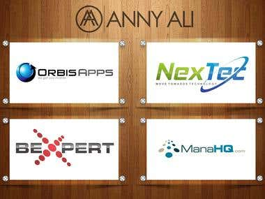 Technology Logos Designs